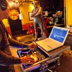 Erwin Ramos's DJ equipment