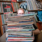 Brian Coleman's record collection