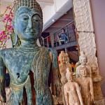 Ed Kane's Buddha collection