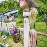 Esti Parsons's scarecrow