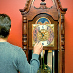 Keith Lockhart's clock