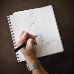 Michael DePaulo's sketch book