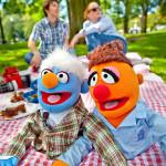 Tiffani Faison's muppets