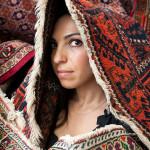 Nirva Derbekyan's inspirational rugs