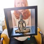 Psychic Sirry Berndsen's Buddha